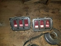 1970 Mustang Tail lights
