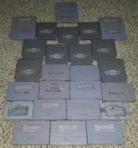 Nintendo NES Games Lot 64