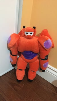 Big hero 6 plush toy