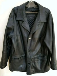 Men Lamb Skin Leather Jacket Great Falls, 22066