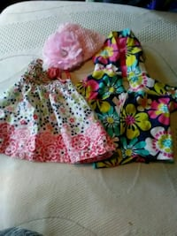 6 mo Baby girl clothes Vassar, 48768