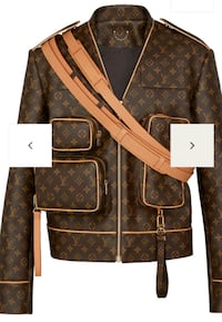 SOLD OUT LIMITED EDITION  LOUIS VUITTON JACKET