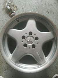 AMG... Rims 17 inches Bronx, 10461