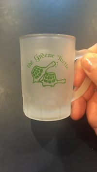 Greene Turtle Shot Glass Hedgesville, 25419