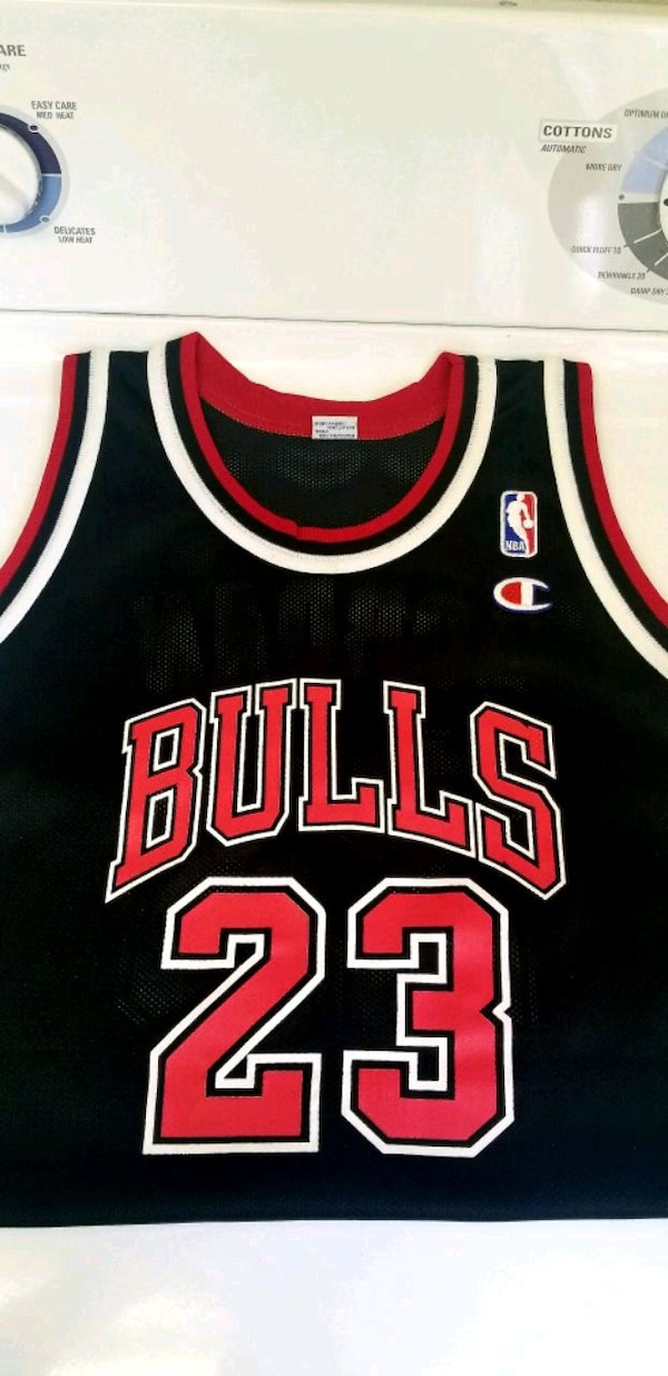 8b9d403aba661d Used Vintage champion youth jordan Jersey size.L 14-16 for sale in Thornton  - letgo