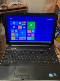 Dell Latitude E5520 Intel core I3. Good condition . Battery life level is 60%. It means working one half, 2 hours without charger.  Selling without charger. Without charger Stockholm, 163 66