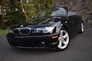 2006 BMW 325Ci Convertible 129,000 Miles Clean Title with Service Records