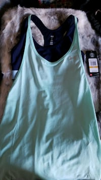Brand new Under armour tank top Vancouver, V6G 1S4