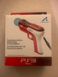PlayStation Move (Shooting Attachment)