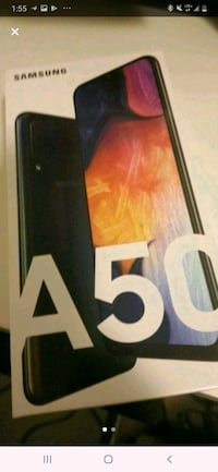 Samsung A50 64 GB unlocked new with opened box Guelph, N1H 1W8