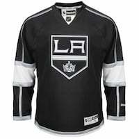 (NEW) Reebok L.A. Kings Premier Home Hockey Jersey NHL . Toronto