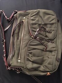 Olive MZ Wallace studded bag Coquitlam, V3J 3X6