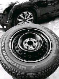 195 65 15 winter tires  Whitchurch-Stouffville, L4A 1A2