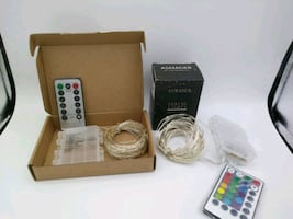 Brand New Multi Color Changing LED Fairy Lights & String Lights