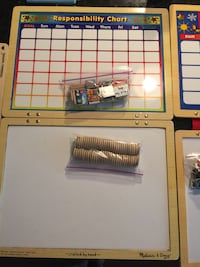 3 wooden magnetic calendars Coquitlam, V3K