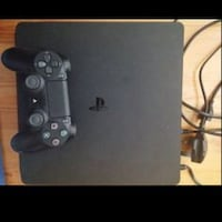 PS4 Slim 500 GB Silver Spring, 20903