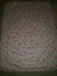 Butterfly baby blanket!! Make offer