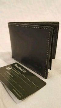 Timberland leather wallet