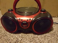 red and black Sony Xplod subwoofer Sioux Falls, 57106