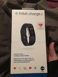Fitbit Charge 2 Brand New in Box Unopened Toronto