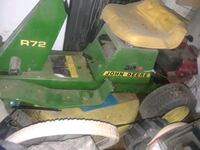 R-72 John Deere riding lawnmower  Winfield, 63389