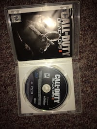 PS3 game : CALL OF DUTY BLACK OPS 2 503 km