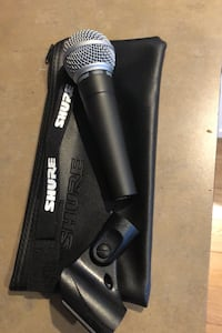 SHURE microphone set
