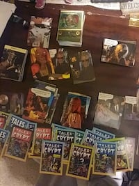 Tales From the crypt. Cards 93 Anderson, 46011