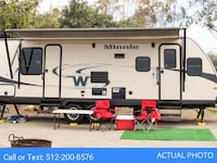 [For Rent by Owner] 2015 Winnebago Minni 2500FL Anchorage