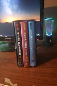 the hunger games trilogy books Red Deer, T4R 0C7