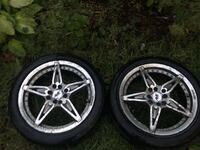 "Honda Civic/Nissan tires 17""inch  Providence"