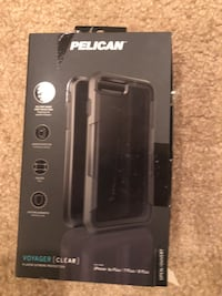 Pelican Voyager Clear Case