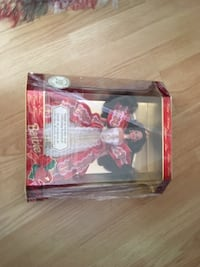 Mattel Happy Holidays 1997 Special Edition Barbie, Brunette 10th Anniversary Mississauga