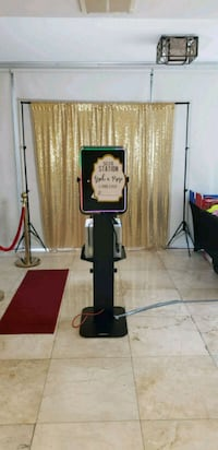Photobooth for Sale Miami, 33136