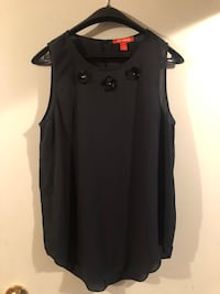 Joe Fresh Black Tank Toronto, M9N 3L4