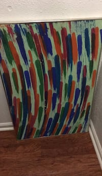 blue, green, and red stripe textile Lake Charles, 70601