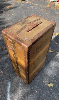 Vintage Travel Trunk