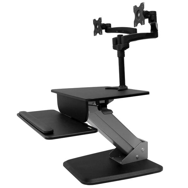 startech Dual Monitor Sit-to-stand Workstation new condition