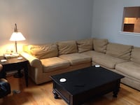 $7K Pottery Barn Sectional Great Falls, 22066