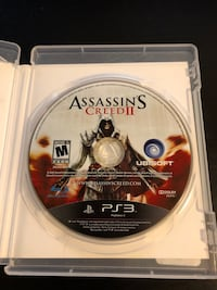 Assassins Creed II PS3 Langley, V2Y