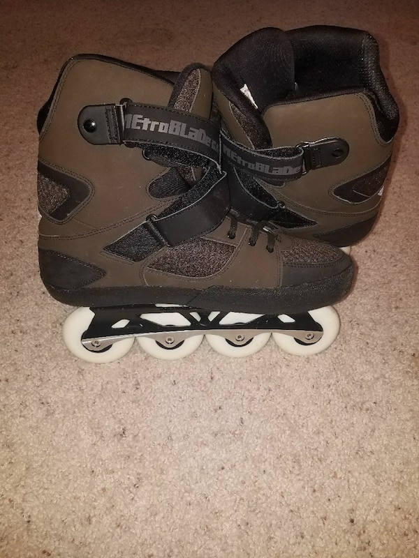 used rollerblade metroblade gm urban inline skates for sale in