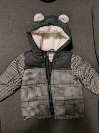 Puffer Jacket for baby Montréal, H3M