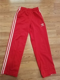 Boys red adidas joggers Vancouver, 98686