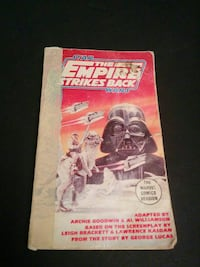 Star Wars.The Empire Strikes Back