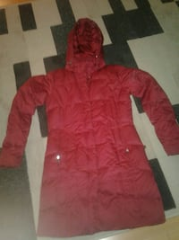Eddie Bauer woman's like new goose down