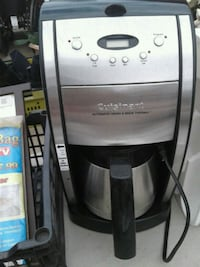 gray and black cusinart  coffeemaker Los Angeles, 91405