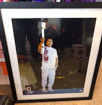 Muhammad Ali authentic hand signed! 96 mi