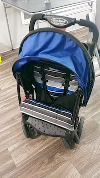 black and blue Kolcraft stroller Clackamas, 97015