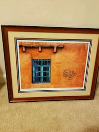 Framed photograph  Harpers Ferry, 25425