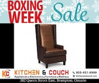 canadian Accent chair  on sale at very lowest price in gta  Brampton